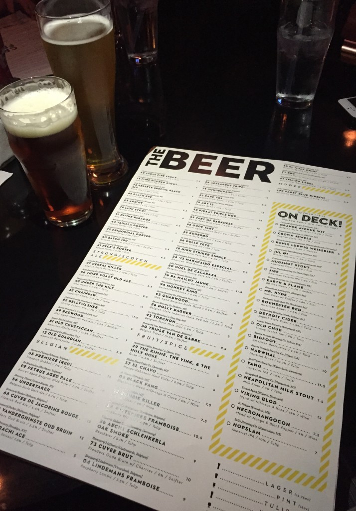 Hop Cat 130 Beers On Tap Enough Said Chick In The Mitt